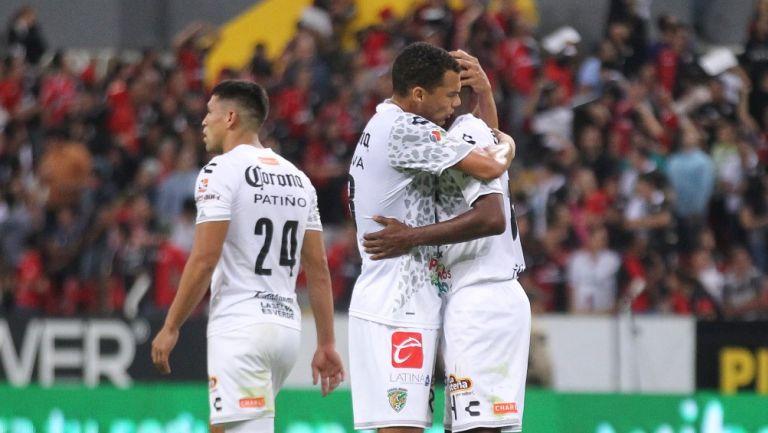 Jaguares de Chiapas en su último partido de Liga MX