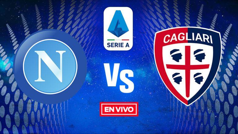 EN VIVO Y EN DIRECTO: Napoli vs Cagliari  Serie A J34