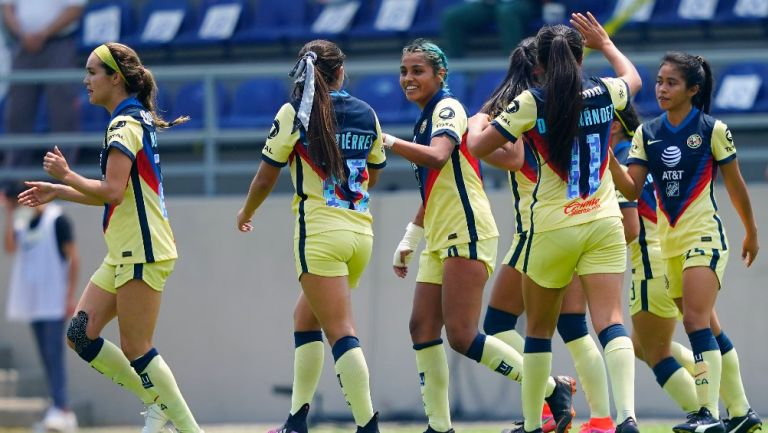 Liga MX Femenil: América, con el boleto a Liguilla, cerrará torneo ante Puebla