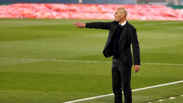 Zidane en victoria ante Osasuna