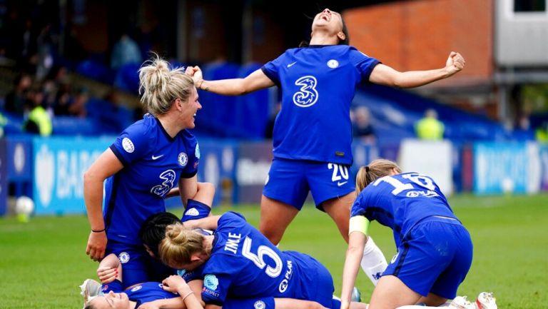 Chelsea clasificó a la Final de la Champions League Femenil