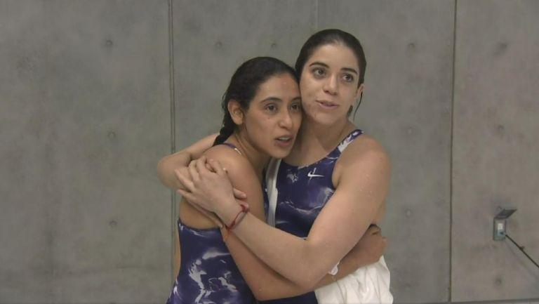 Alejandra Orozco y Gabriela Agúndez clasificaron a Tokio 2020