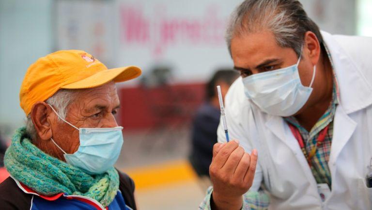 IMSS: 'Alrededor de 60 millones de mexicanos ya contrajeron Covid-19'