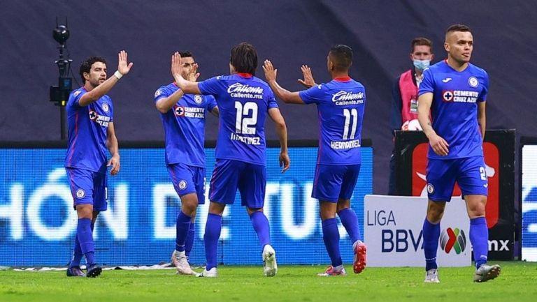 Cruz Azul terminó el torneo como líder general