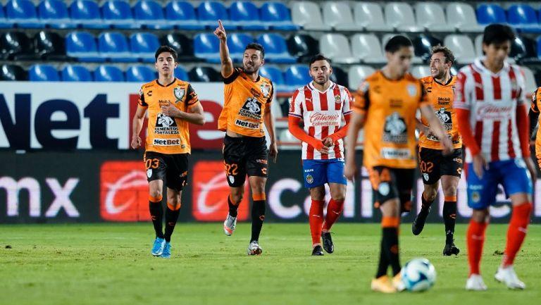 Pachuca vs Chivas: Primer duelo confirmado de Reclasificación