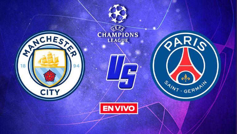 EN VIVO Y EN DIRECTO: Manchester City vs PSG