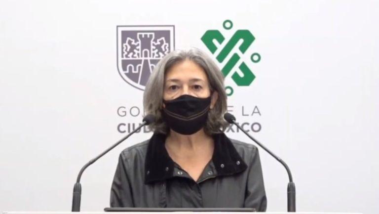 Serranía en conferencia de prensa