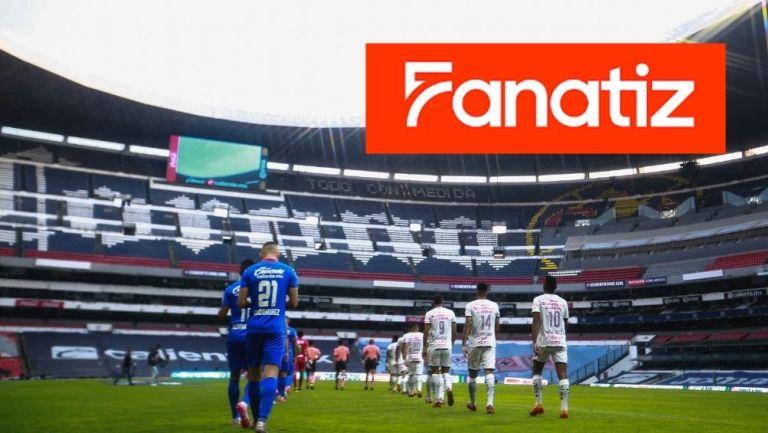 Fanatiz llega como opción para la Liga MX