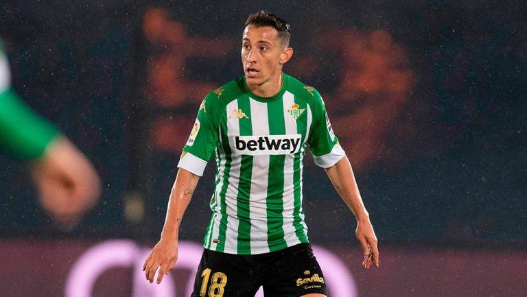 Andrés Guardado: LaLiga retiró tarjeta amarilla al mexicano del partido vs Valladolid