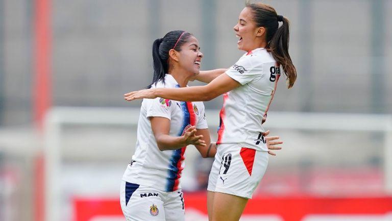 Liga MX Femenil: Chivas venció a Toluca y tiene ventaja en los Cuartos de Final