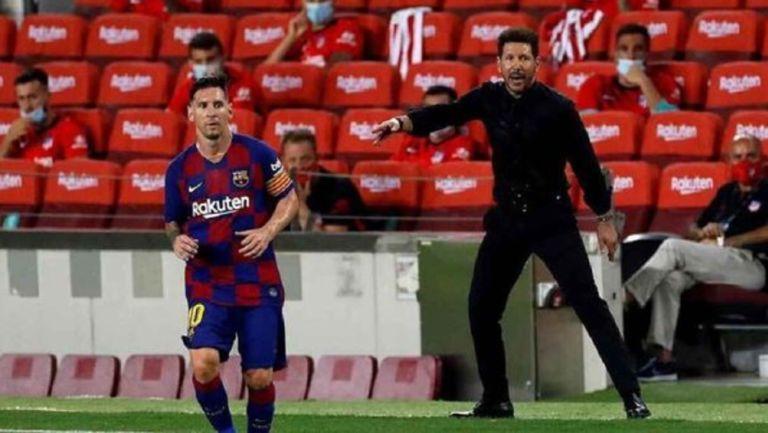 Barcelona vs Atlético de Madrid: Diego Simeone, con récord negativo cuando visita el Camp Nou