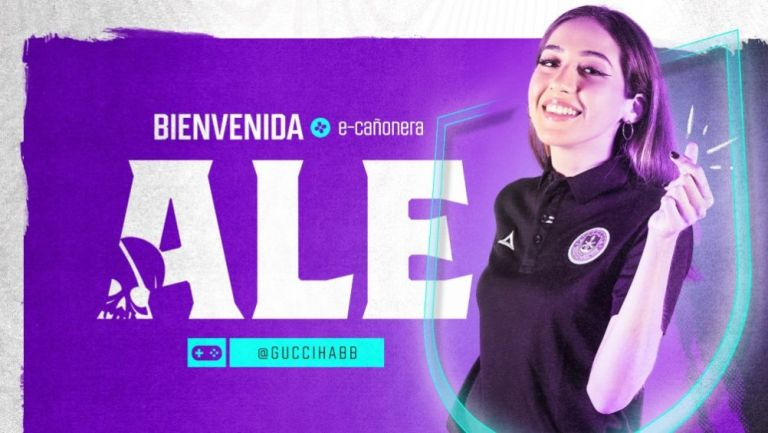 Alejandra Zamudio representará a Mazatlán FC en la eLiga MX