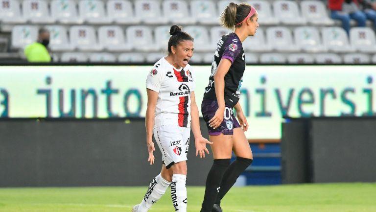 Liga MX Femenil: Atlas derrotó a Pachuca con destacada actuación de Joana Robles