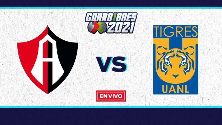 EN VIVO Y EN DIRECTO: Atlas vs Tigres Guardianes 2021 Repechaje