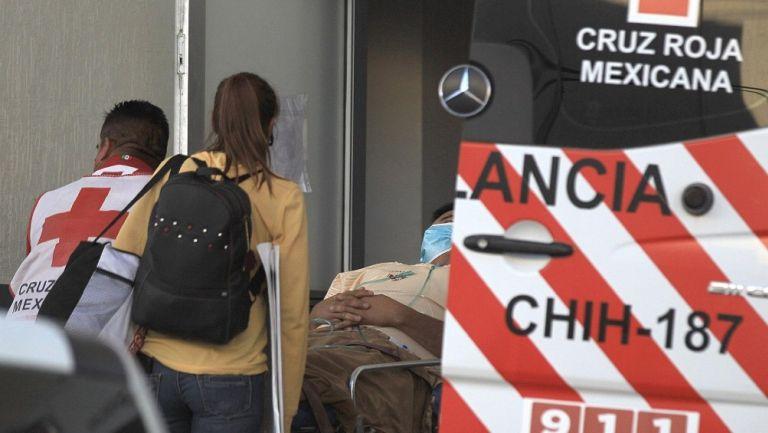 México registró 2 mil 743 nuevos casos de Covid-19; muertes sumaron 271