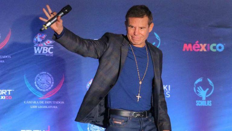 JC Chávez en presentación