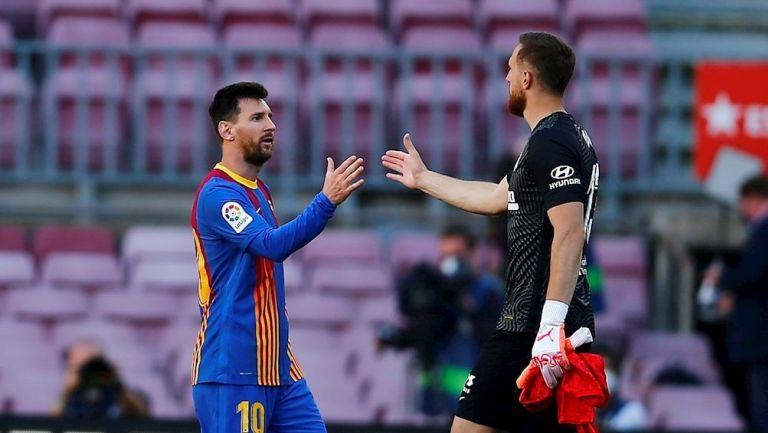 La tabla de movió tras el empate entre Barça y Atleti