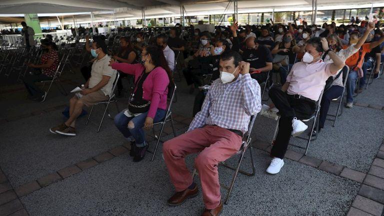 Comenzará vacunación el alcaldía Cuauhtémoc