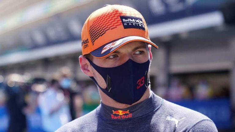 Verstappen previo a carrera
