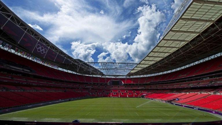Wembley podría recibir la Final de la Champions