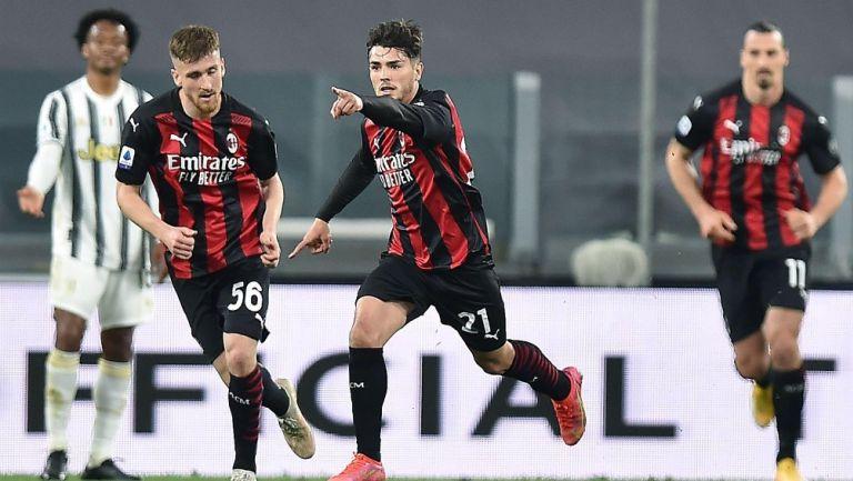 Milan: Derrotó a la Juventus y lo aleja de puestos de Champions League