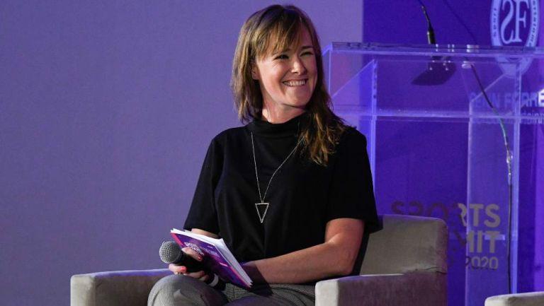Marion Reimers en presentación