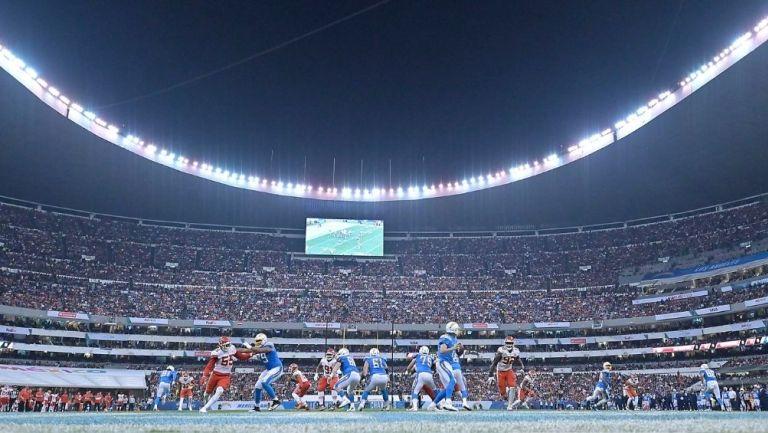 La NFL Canceló su juego en México