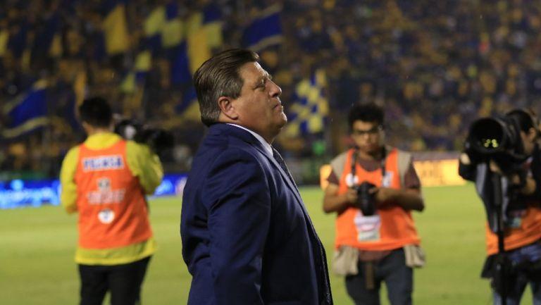 Piojo Herrera: 'Puedo dirigir a Tigres porque no estoy tan encasillado como DT de Monterrey'