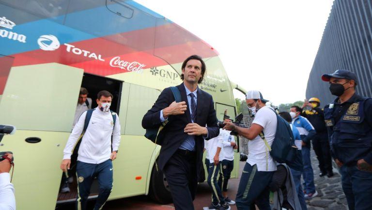 Santiago Solari: 'Me siento preparado para afrontar la Liguilla'