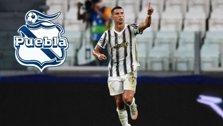 Cristiano Ronaldo rescató al Puebla
