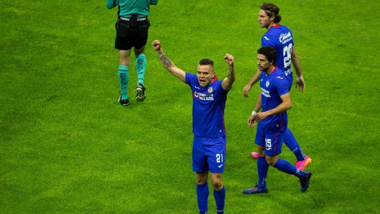 Cruz Azul: Avanzó a Semifinales tras derrotar a Toluca