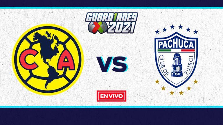 EN VIVO Y EN DIRECTO: América vs Pachuca Cuartos de Final Vuelta