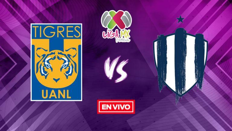 EN VIVO Y EN DIRECTO: Tigres vs Rayadas Guardianes 2021 Semifinal Vuelta