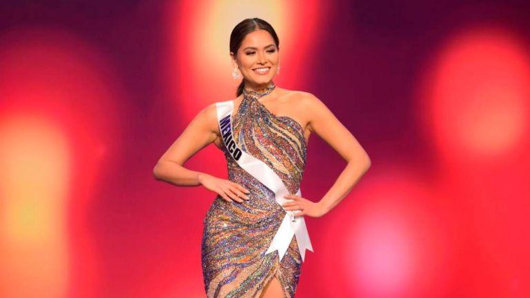 Miss México en competición