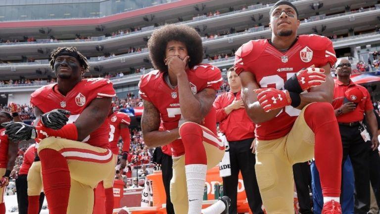 NFL: Colin Kaepernick, excluido de la liga pese a tener mejores números que otros QB