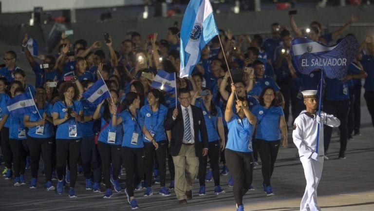 San Salvador recibirá los JCC