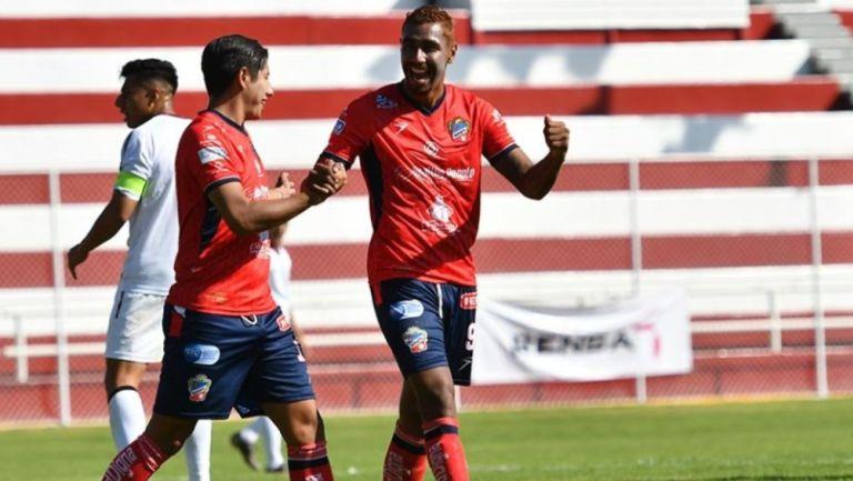 Delantero de Irapuato, tras título de Liga Premier: 'Desde el principio el único objetivo fue ascender'