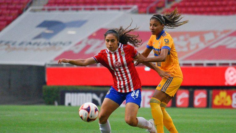 Tigres y Chivas se enfrentarán por primera vez en una Final