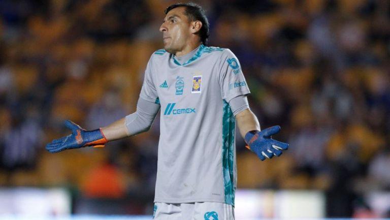 Nahuel Guzmán, portero de Tigres