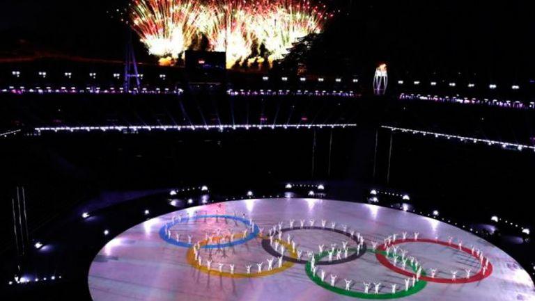 Ceremonia de inauguración de Olímpicos de Invierno Pyeongchang 2018