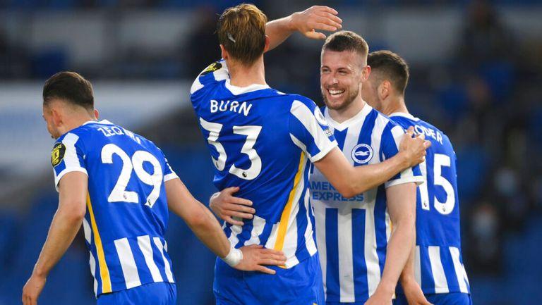 Manchester City: Brighton remontó desventaja de dos goles para vencer a los Citizens