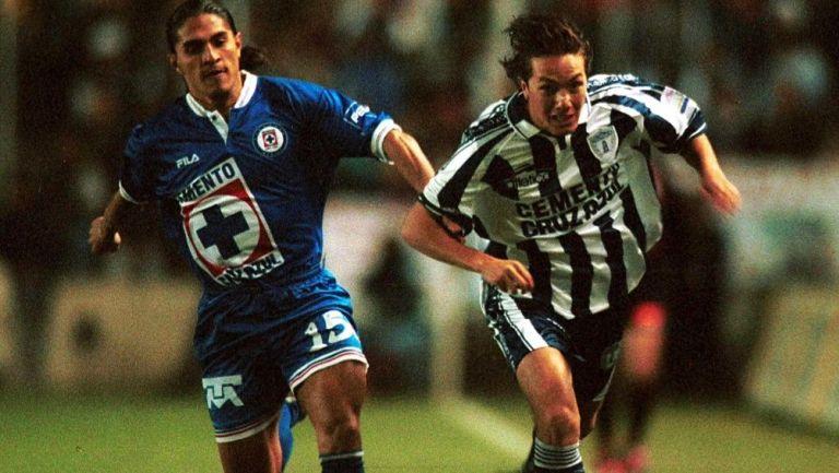 Palencia y Chitiva en la Final del Invierno 99