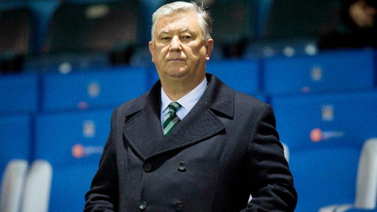 Peter Lawwell, miembro de la junta directiva de la Asociación de Clubes Europeos