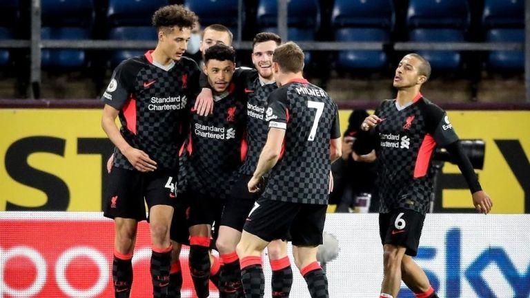Liverpool venció al Burnley