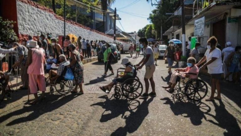 Coronavirus en México durante la contingencia