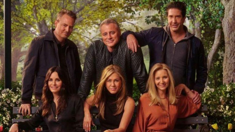 Friends: The Reunion reveló el nuevo tráiler del esperado reencuentro