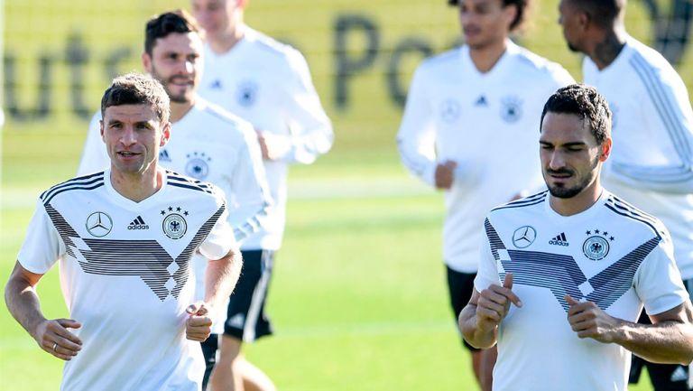 Alemania: Thomas Müller y Mats Hummels vuelven a ser convocados para la Eurocopa