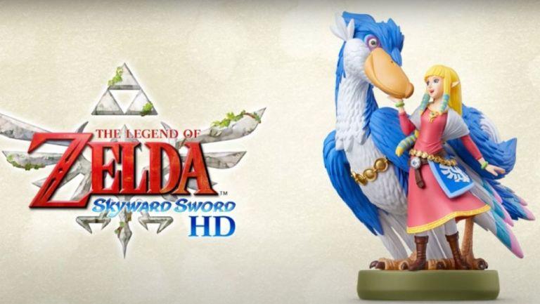 El nuevo amiibo de Zelda y Loftwing
