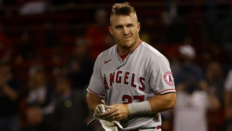 MLB: Mike Trout se perderá de cuatro a seis semanas por lesión