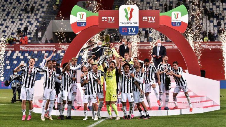 Juventus: Campeón de la Copa Italia tras vencer al Atalanta